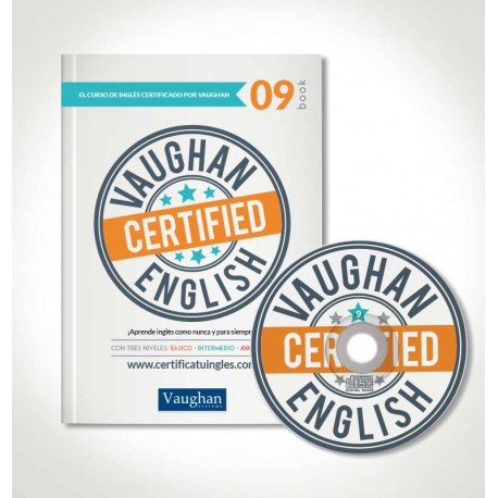 Vaughan Certified English: libro+CD nº9