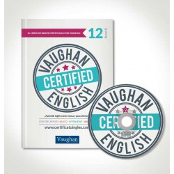 Vaughan Certified English: libro+CD nº12