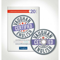 Vaughan Certified English: libro+CD nº20