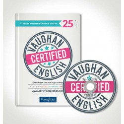 Vaughan Certified English: libro+CD nº25